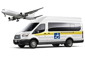автобус самолет